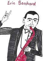 Jazzgeschichte von Eric Borchard